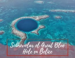 Volar Great Blue Hole - Pasaporte a la tierra