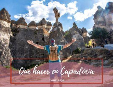 Que hacer en Capadocia - Pasaporte a la Tierra