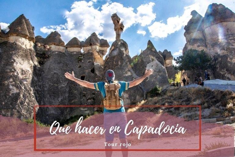 Que hacer en Capadocia