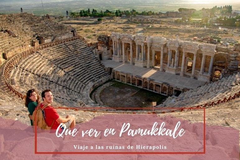 Que ver en Pamukkale