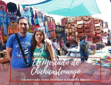 Mercado de Chichicastenango - Pasaporte a la Tierra
