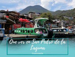 Que ver en San Pedro La Laguna