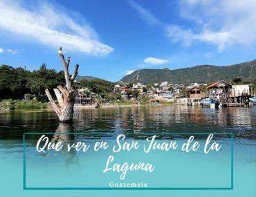 Que ver en San Juan La laguna - Pasaporte a la Tierra