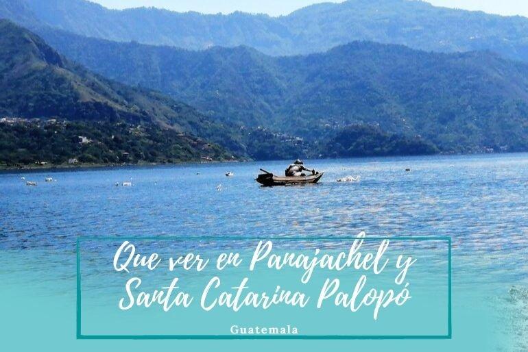 Panajachel Santa Catarina Palopó