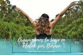 Klotok Borneo - Pasaporte a la Tierra