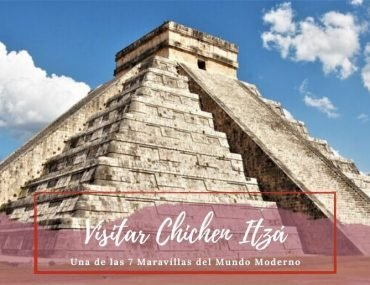 Visitar chichen Itza - Pasaporte a la Tierra