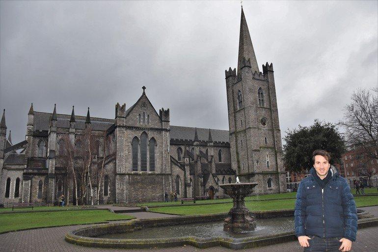 Catedral de San Patricio de Dublín - Que ver en Dublín en 3 días