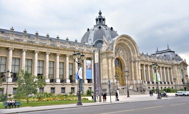 Pequeño Palacio - Que ver en París en 5 días