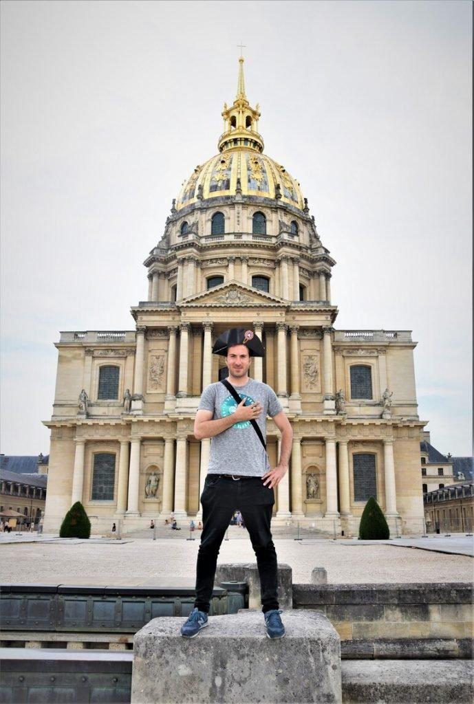 Los Inválidos - Que ver en París en 5 días