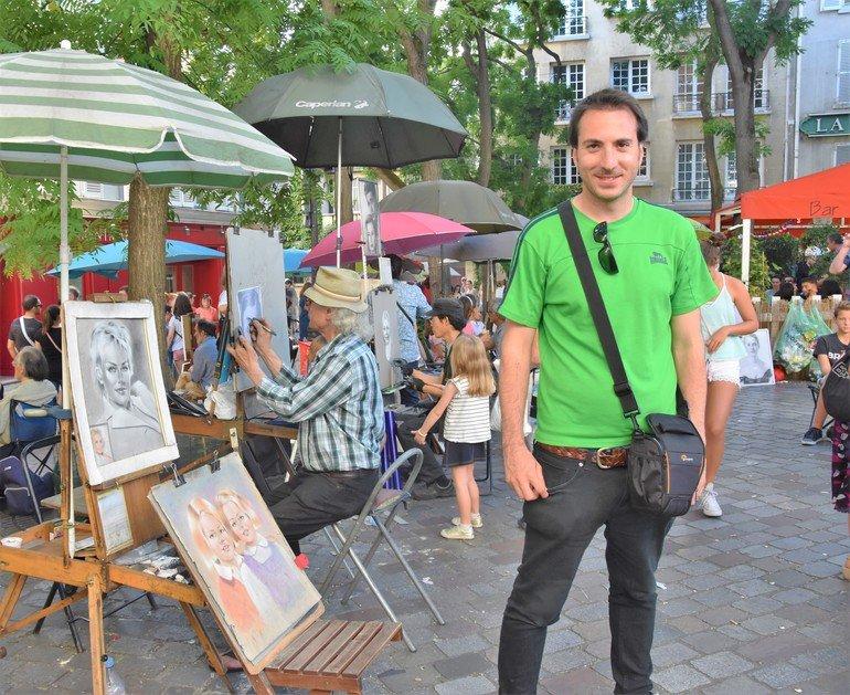 Montmartre - Que ver en París en 5 días
