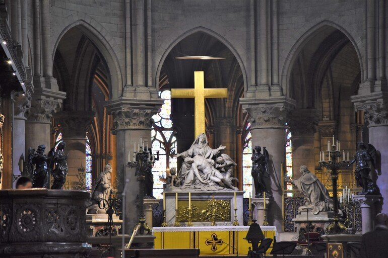 Catedral de Notre Dame - Que ver en París en 5 días