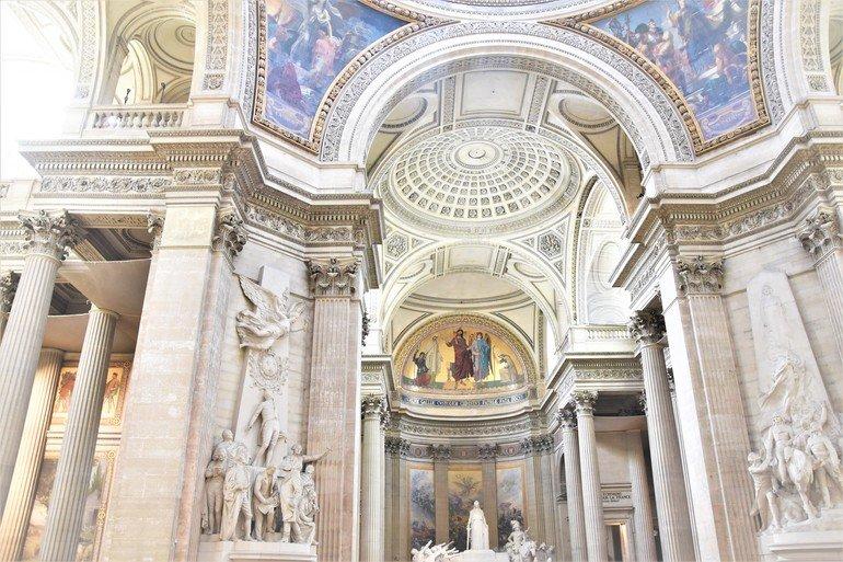 El Panteón - Que ver en París