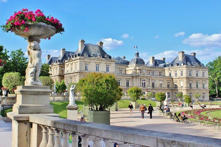 Palacio de Luxemburgo - Que ver en París