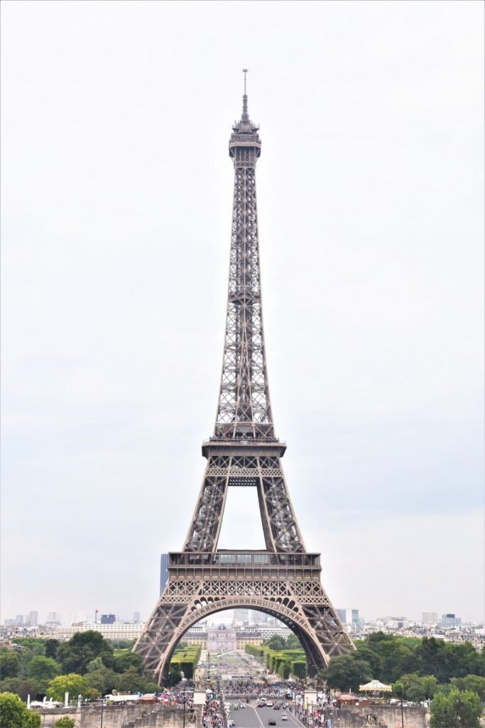 Eiffel Tower - Que ver en París en 5 días