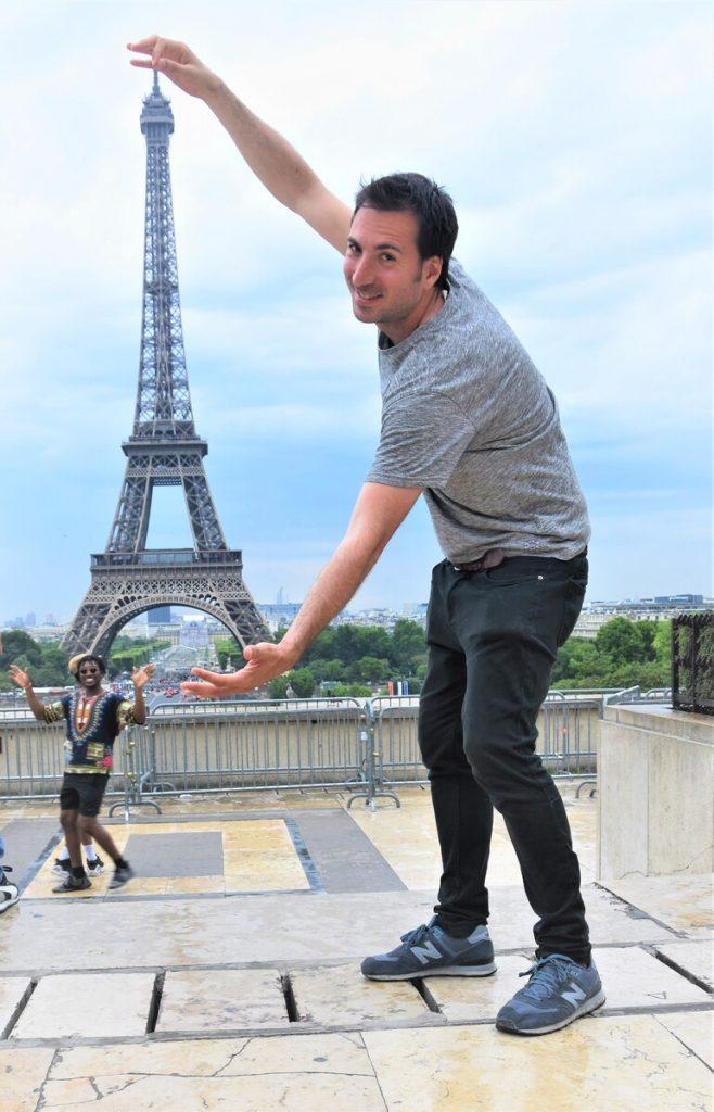 Torre Eiffel - Que ver en París en 5 días