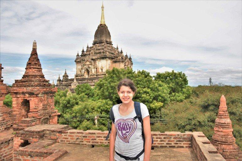 Templo Gaw Daw Palin - Ruta por los templos de Bagan