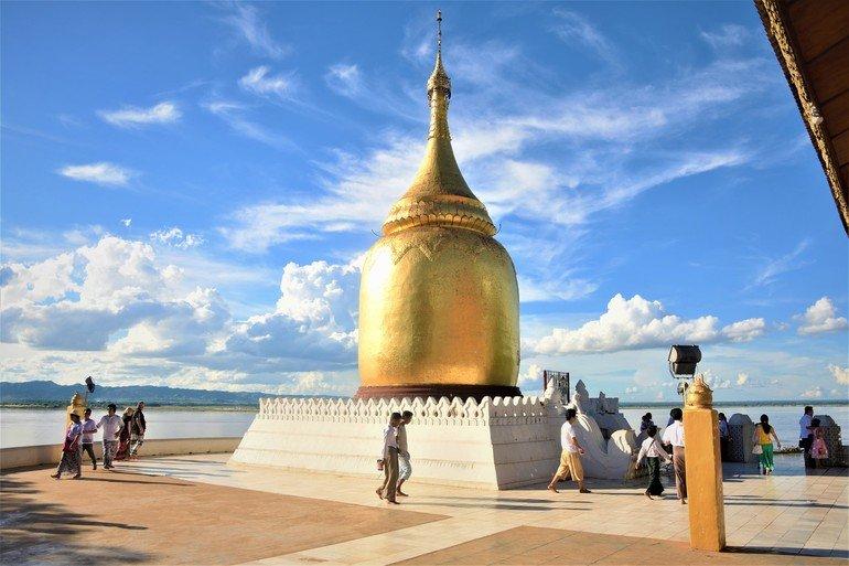 Bu paya - Ruta por los Templos de Bagan
