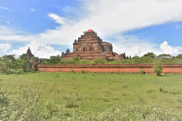 Tenplo Sulamani - Ruta por los templos de Bagán