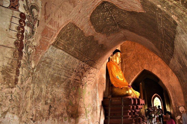 Templo Sulamani - Ruta por los templos de Bagán