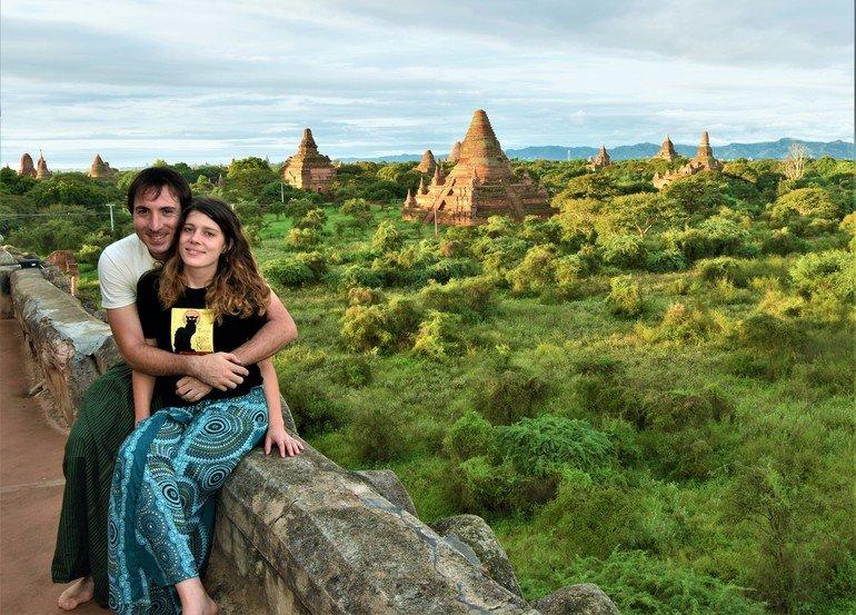 Templo Shwegugyi - Que ver en Bagan