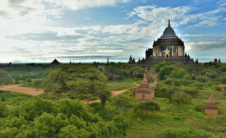 TemploThatbyinnyu - Ruta por los Templos de Bagan
