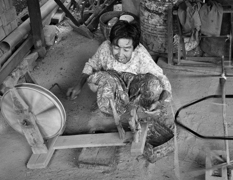 Aldea Minnanthu - Que ver en Bagan