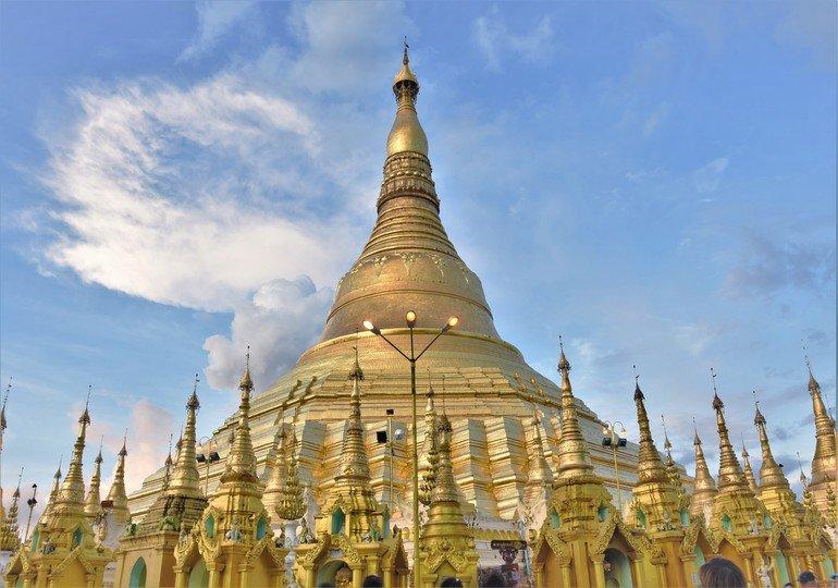 Shwedagon Pagoda - Que ver en Yangon