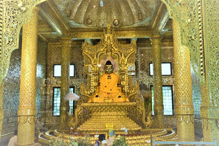 Botahtaung pagoda - Que ver en Yangon