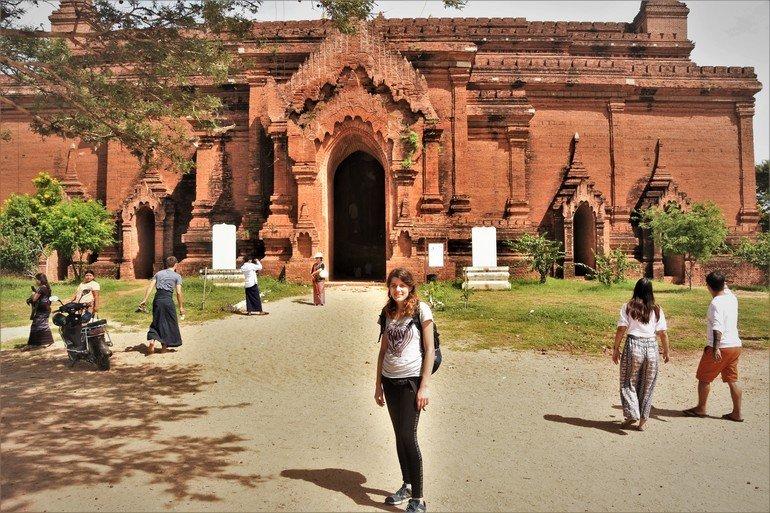 Pagoda Pyathada - Ruta por los templos de Bagán