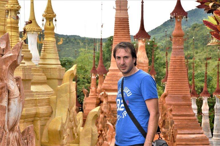 In dein - Que hacer en el Lago Inle, Myanmar