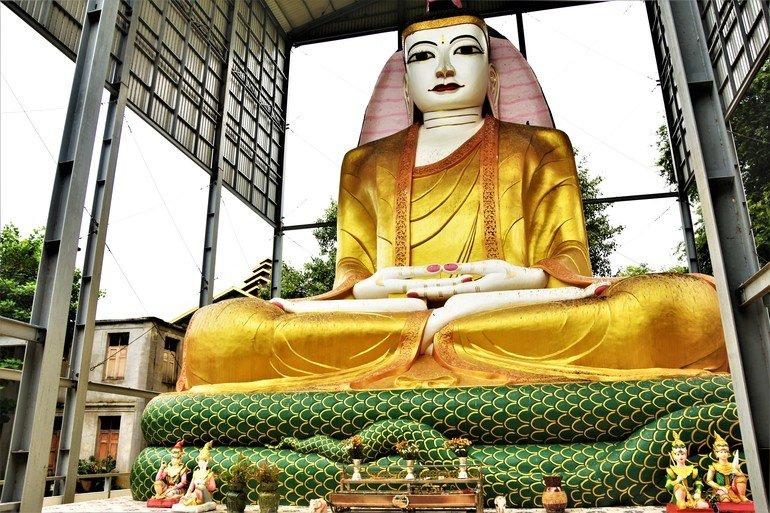 Templo Kyaw Aung San, que visitar en Mandalay
