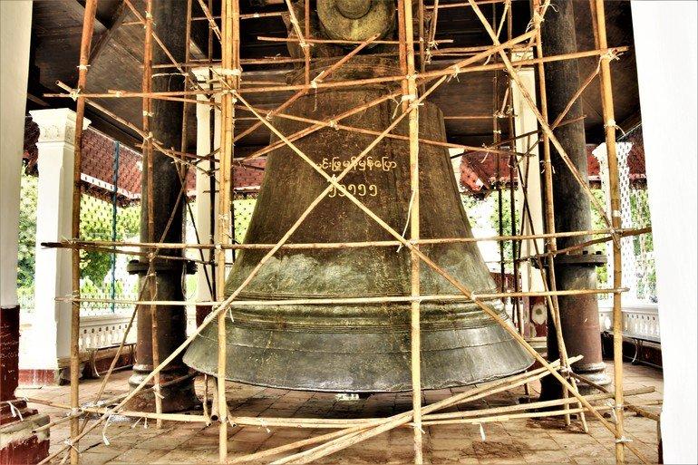 Campana más grande del mundo - Mandalay