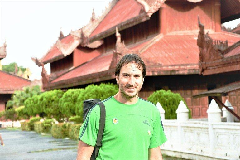 Palacio de Mandalay - Que visitar en Mandalay