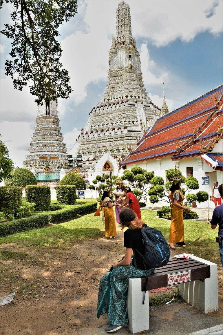 Wat Arun - Que ver en Bangkok