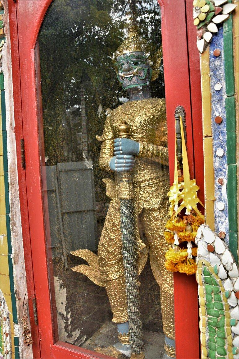 Demonios de Wat Pho