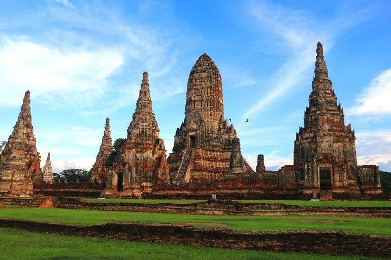 Ayutthaya - Foto cedida