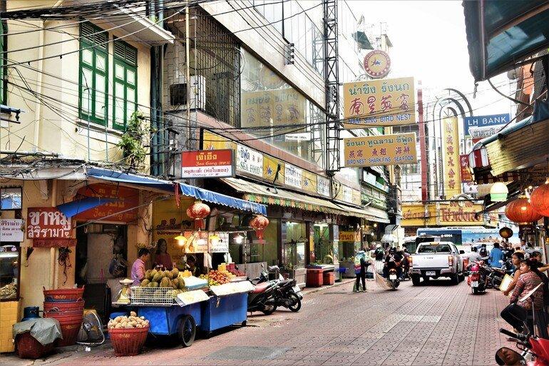Chinatown - Que ver en Bangkok