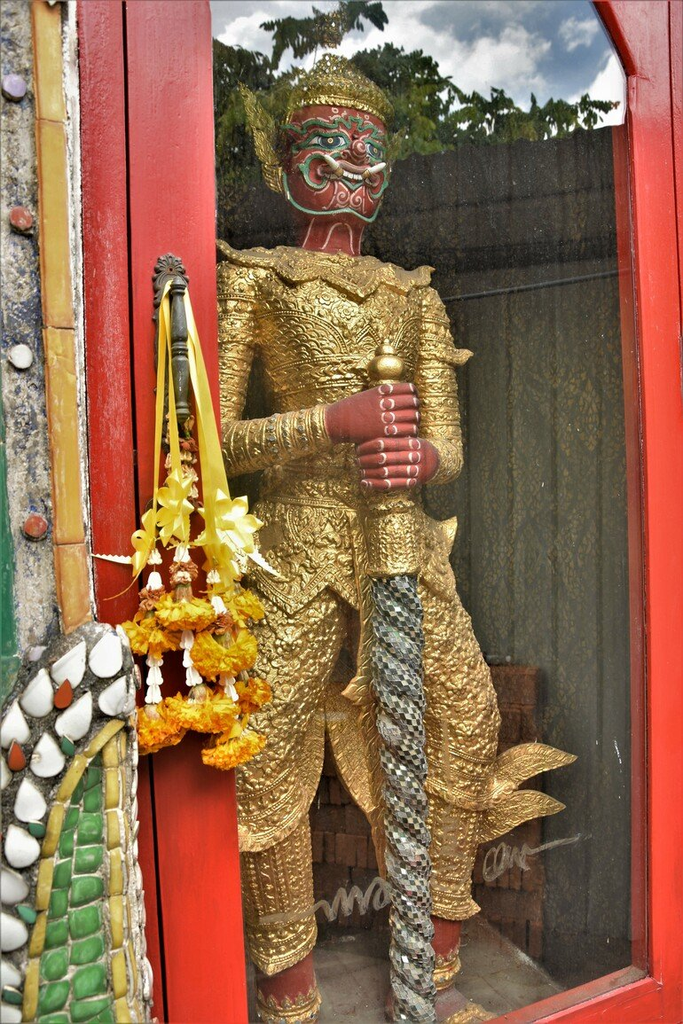 Wat Pho - Que ver en Bangkok