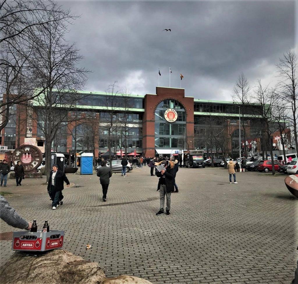 Que ver en Hamburgo - Estadio de futbol de St. Pauli