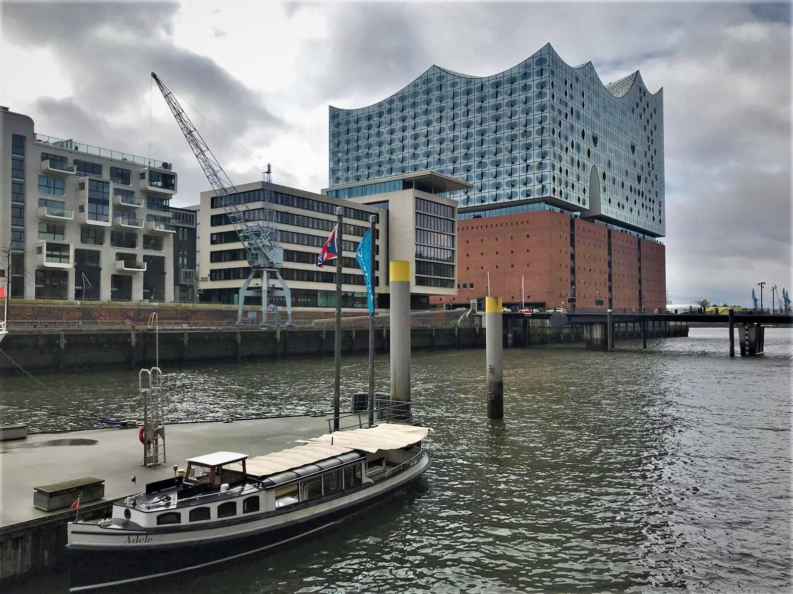Que ver en Hamburgo - Filarmónica del Elba
