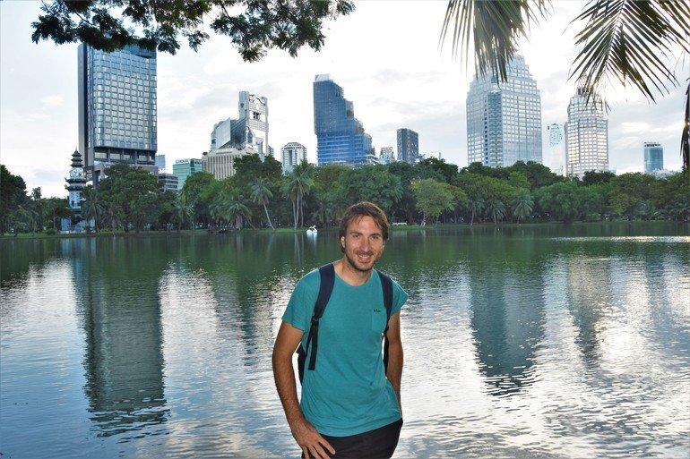 Lumpini Park - Que ver en Bangkok