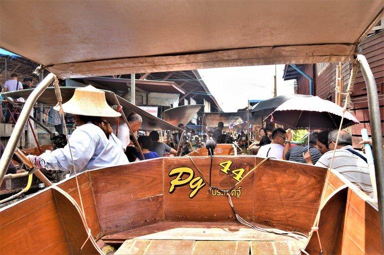 Damnoen Saduak - Que ver en Bangkok
