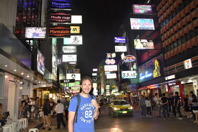 Patpong Market - Que ver en Bangkok