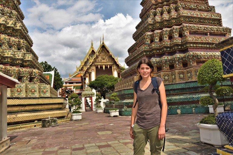 Interior Wat Pho