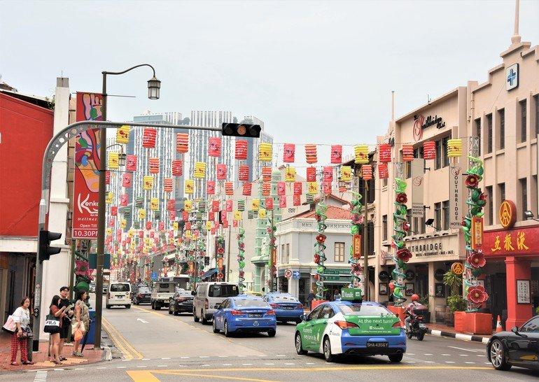 Chinatown - Que ver en Singapur en un día