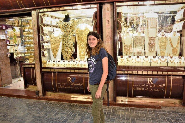 Zoco del oro- Que ver en Dubai en un día