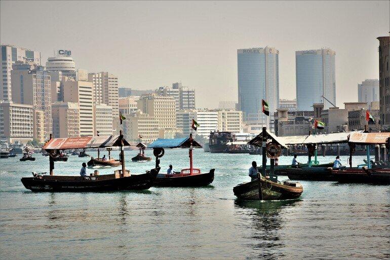 Barrio de Deira - Que ver en Dubai en un día