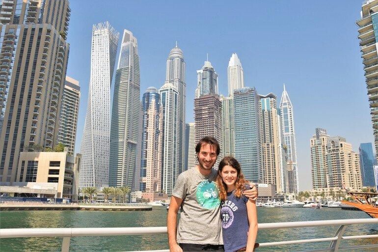 Dubai Marina - Que ver en Dubai en un día