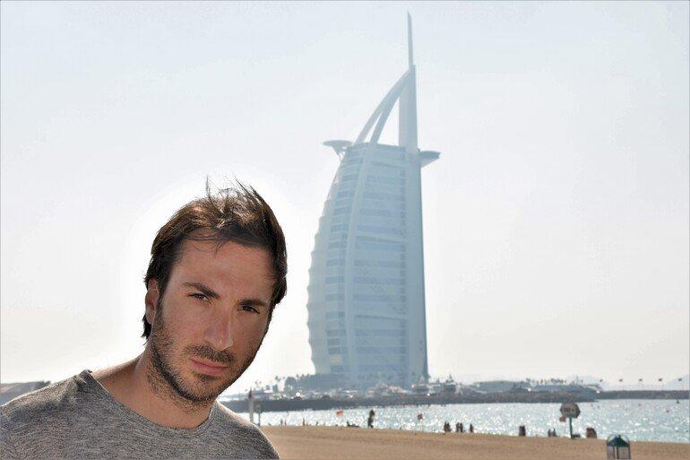 Burj Al Arab - Que ver en un día en Dubai