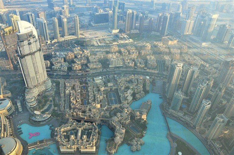 Fuentes de Dubai- Que ver en Dubai en un día